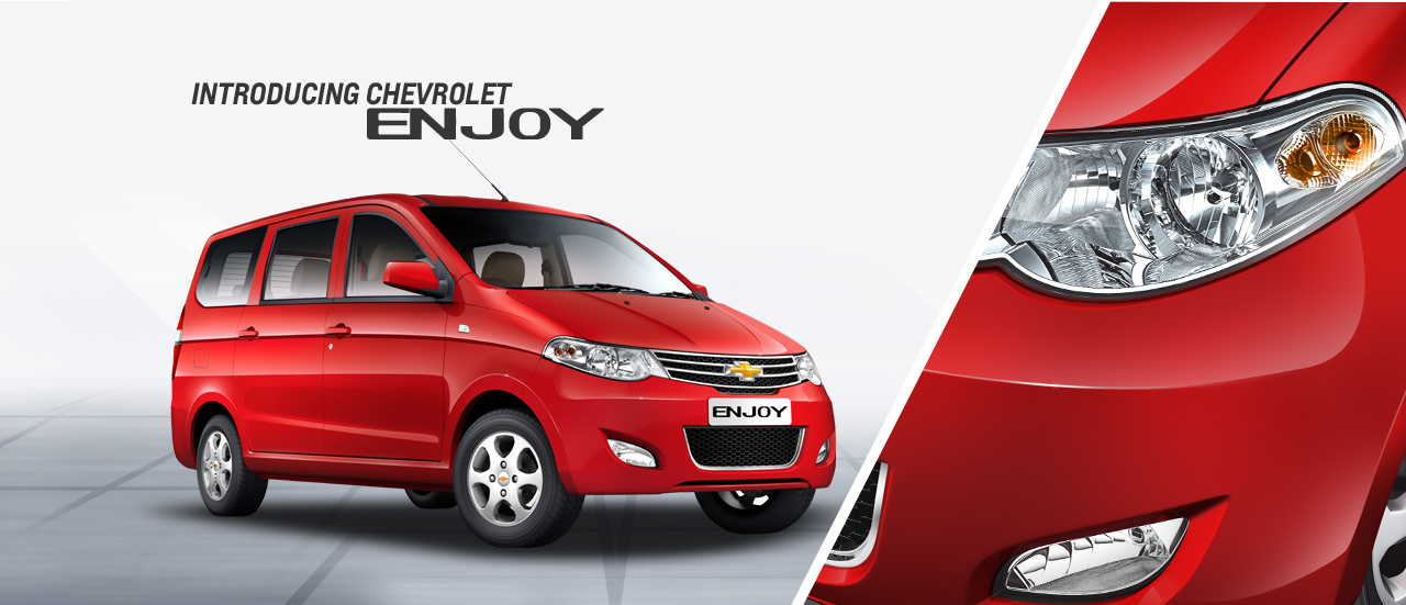 Chevrolet To Launch Enjoy Mpv On 9th May All Details Inside