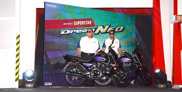 Honda Dream Neo Launch
