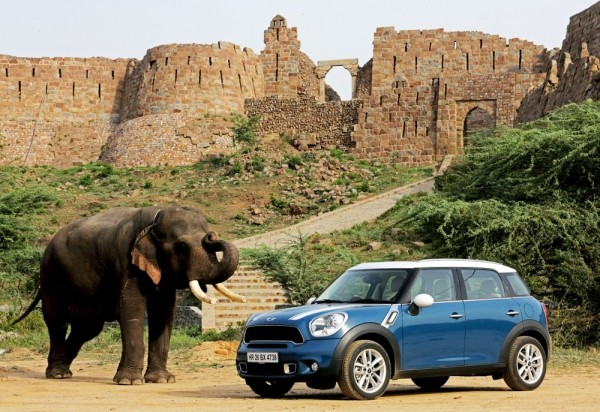 MINI Begins Local Production of MINI Countryman in India