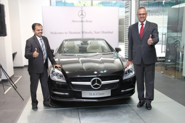 Mercedes-Benz New Mumbai