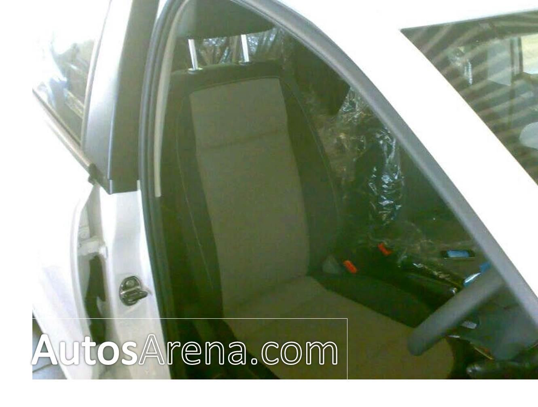Polo GT TSI upholstery