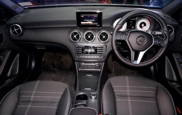 Mercedes-A-Class Interior