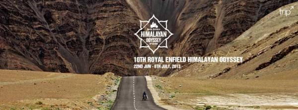 Royal Enfield Himalayan Odyssey