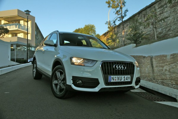 The Q3 S will look similar to the base-spec Q3 available for the Australian market.