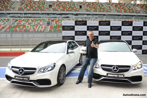 Mercedes-Benz E-class AMG