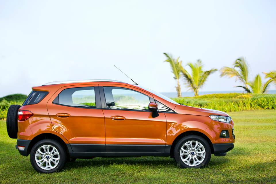Ford Ecosport bookings