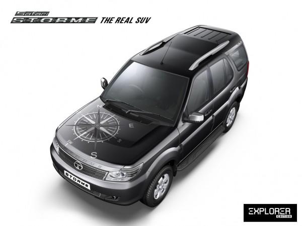 Tata Safari Expoler Edition 2