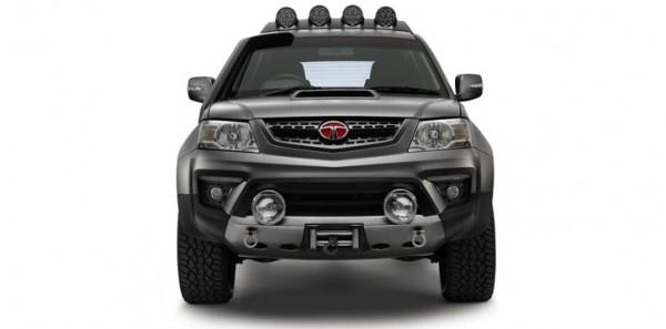Tata XenonTuff-Truck Concept Front