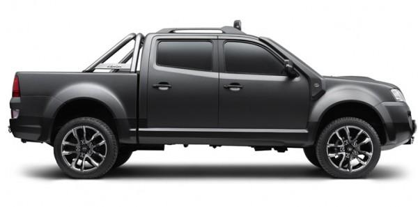 Tata XenonTuff-Truck Concept Side