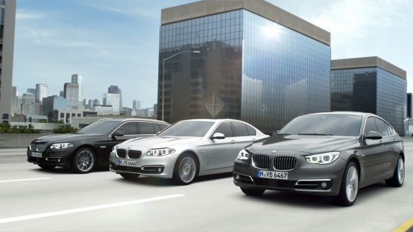 BMW 5 Series Launchfilm
