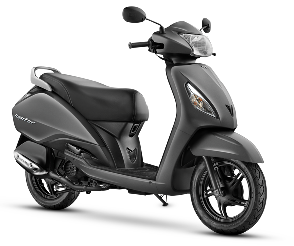 TVS launches all new Jupiter Scooter in India to take on