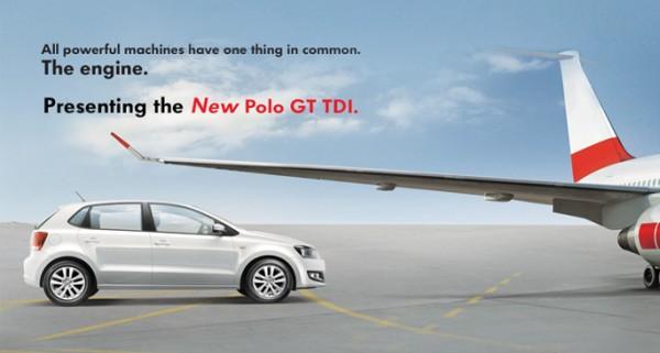 Polo GT TDI side