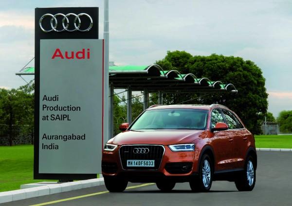 Seit September 2007 produziert das Unternehmen am Standort Aurangabad im indischen Bundesstaat Maharashtra. Im Werk Skoda Auto India Private Limited (SAIPL) werden gegenwaertig der Audi A4, der neue Audi A6 sowie der Audi Q5 montiert.