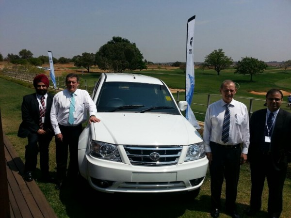 Tata Xenon XT launched in South Africa