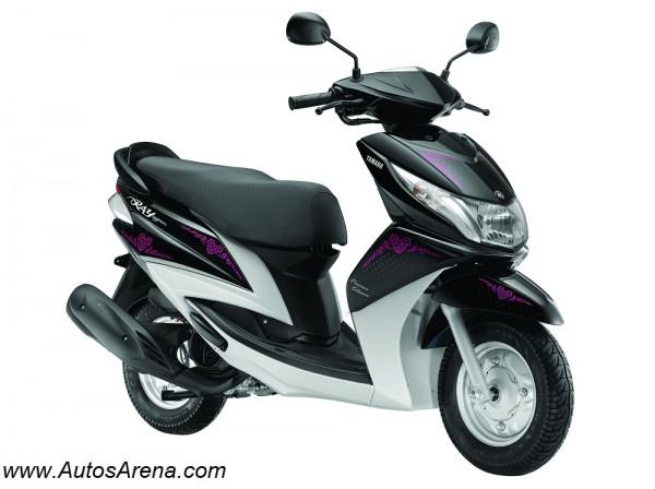 Yamaha Ray Precious Edition-1