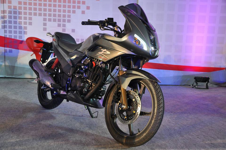 Hero karizma r 2014 black