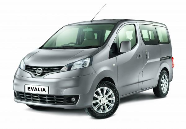 2103 Nissan Evalia
