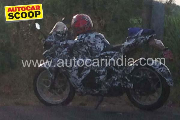 Bajaj Pulsar 200 Full fairing