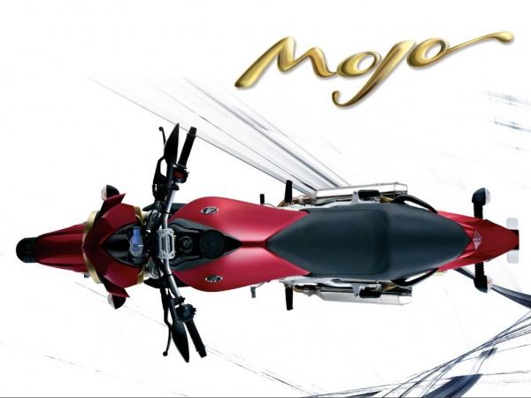 Mahindra Mojo