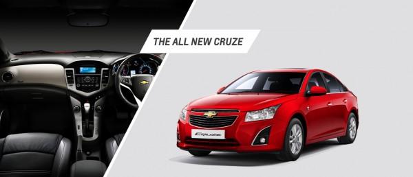 New Chevrolet Cruze 2013 2