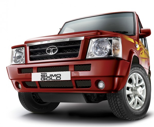 New Tata Sumo Gold 2