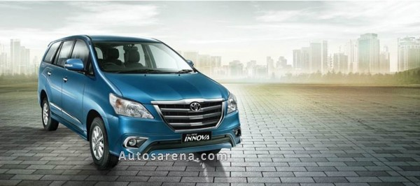 most preferred MPV just got a makeover. Toyota will launch the Innova