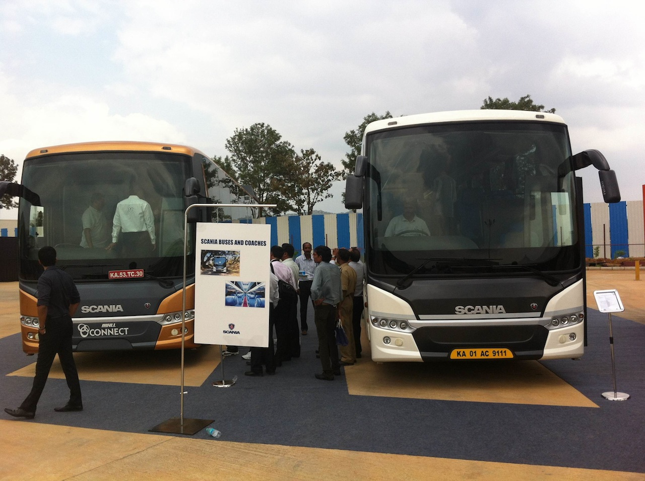 Scania inaugurates manufacturing facility in India -