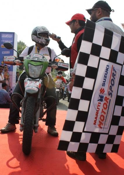 Sheetal-Bidaye-of-Mumbai-is-the-only-woman-biker-in-the-Raid-X-Treme