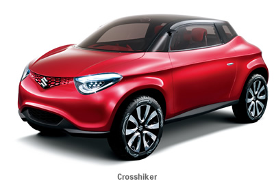 Suzuki Crosshiker