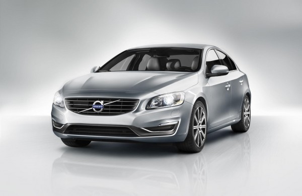 Volvo S60 Front 2014