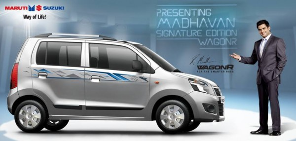 WagonR Madhavan Edition