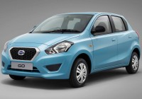 Datsun GO - The first product to be launched in India