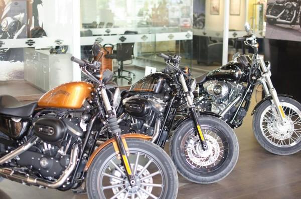 Harley Davidson Bikes @ Pune