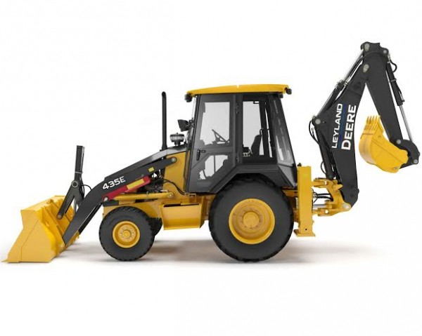 Leyland Deere  435E Backhoe Loader