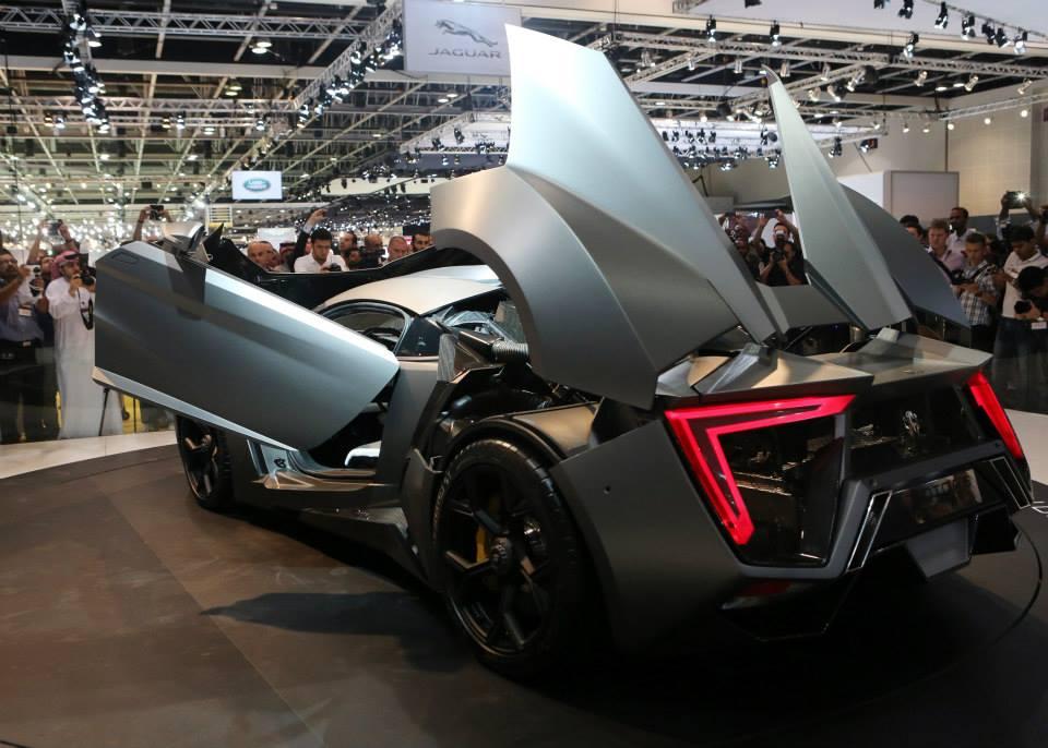 Lykan HyperSport 2014 Dubai