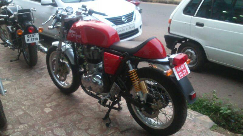 Royal Enfield Continental GT 5