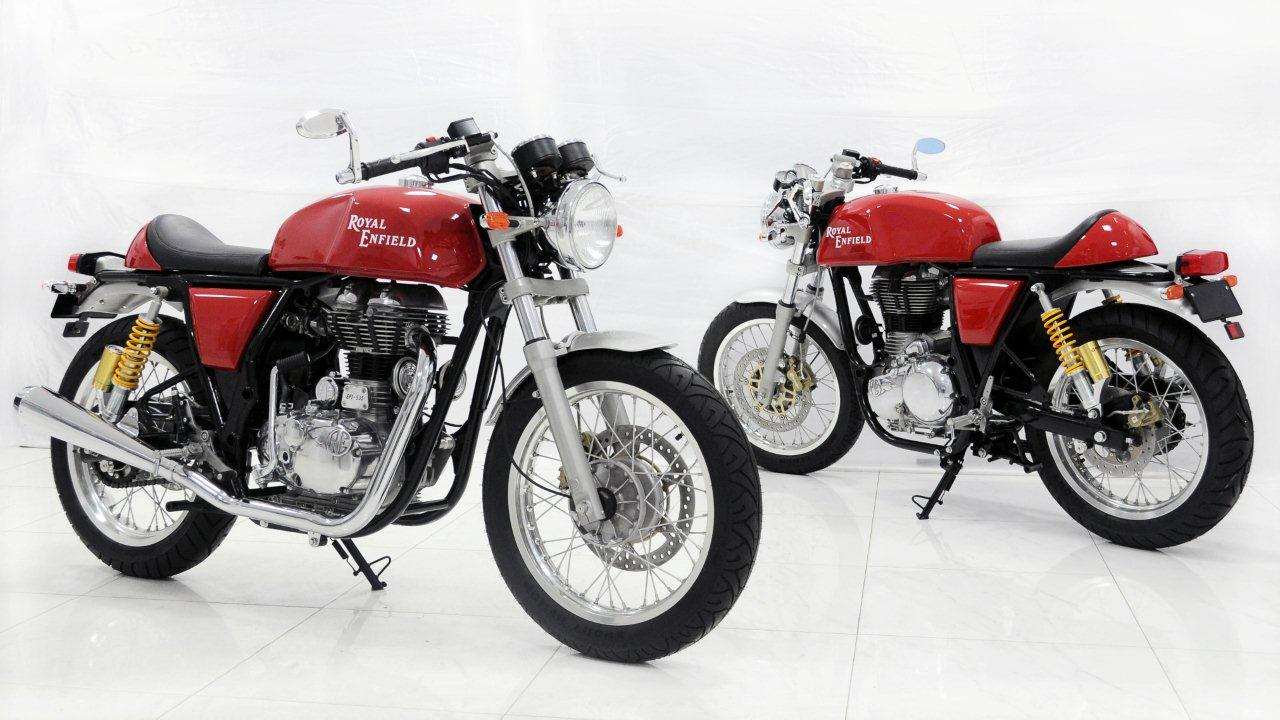 royal enfield continental gt café racer launched -