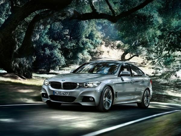 BMW 3-series GT 5