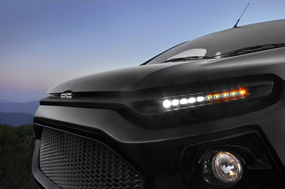DC Design Ford EcoSport Exteriors 1