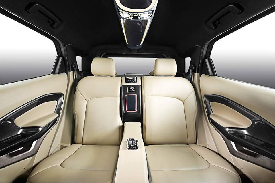 DC Design Ford EcoSport Interiors 1