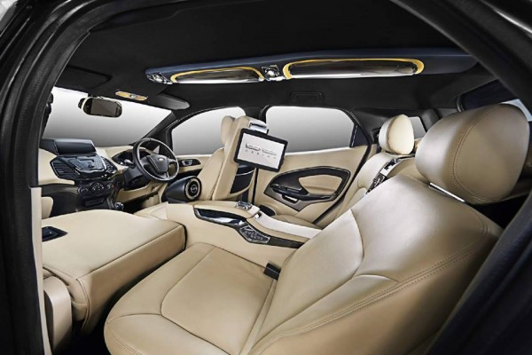 DC Design Ford EcoSport interiors 2