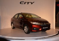 Honda City Variants