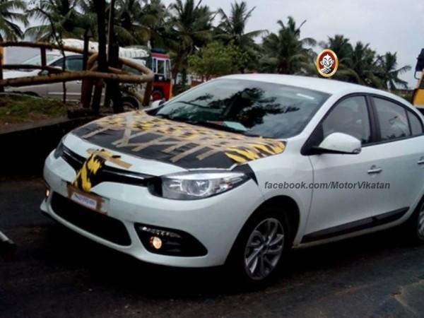 Renault Facelift 1