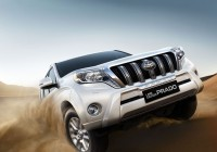 Toyota Land Cruiser Prado 2