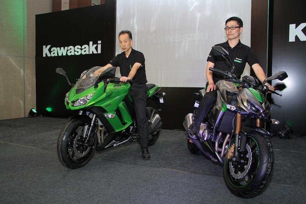 Kawasaki lau... Ducati India Pvt Ltd