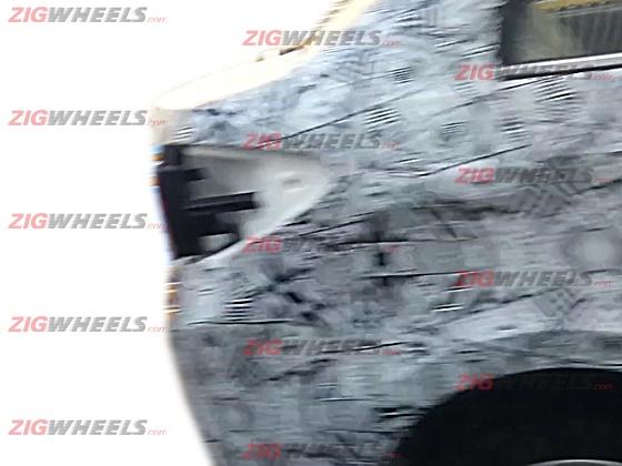2014 Tata Manza CS rear Spy image