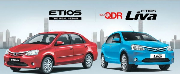 2014 Toyota Etios & Etios Liva