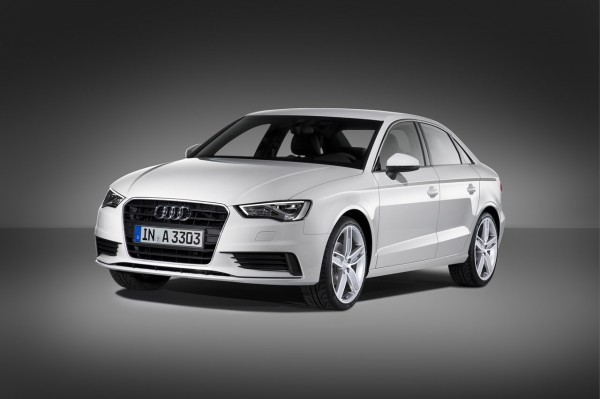 Audi A3 sedan unveiling at Auto Expo