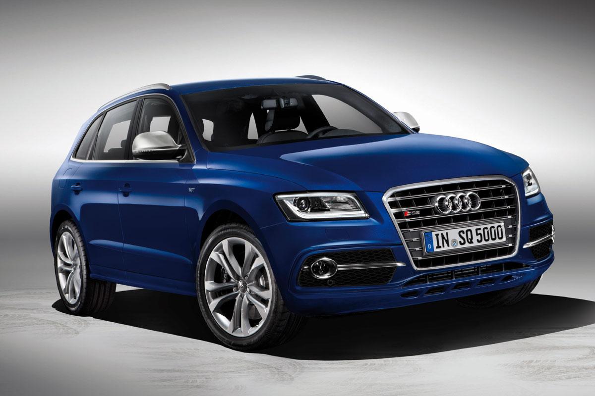 Audi Sq5 Showcase At Auto Expo 2014 Q5 Wiring Diagrams