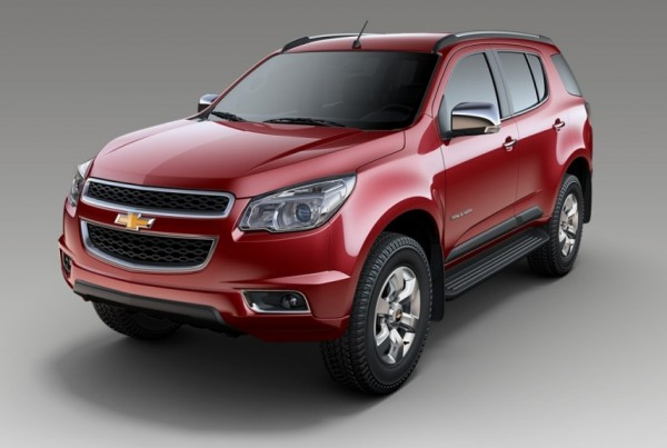 Chevrolet Trailblazer Auto Expo 2014